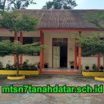 MTsN 7 Tanah Datar Launching Website Madrasah